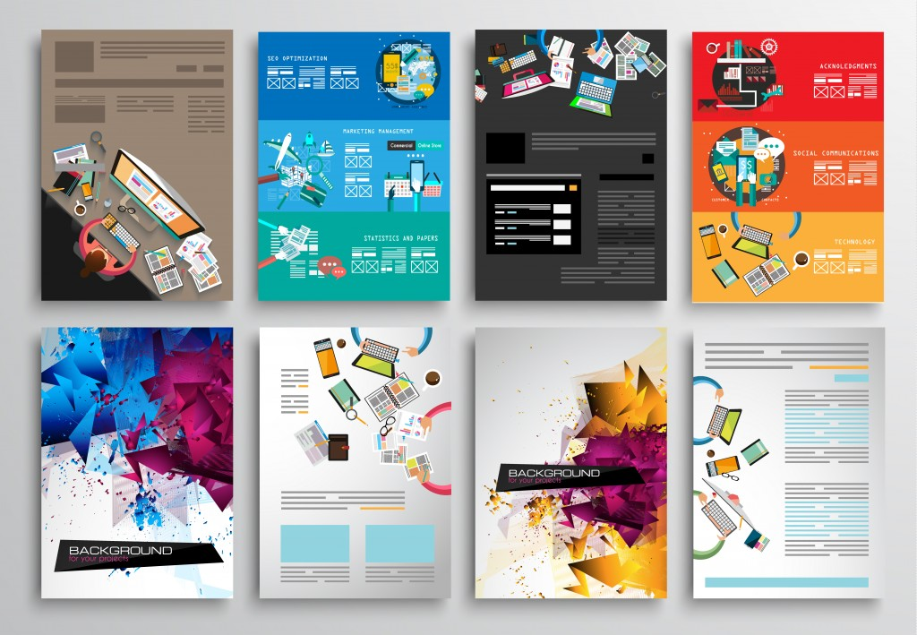 Flyer Design, Infographics. Brochure Designs Singapore