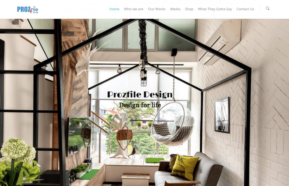 interior design company singapore