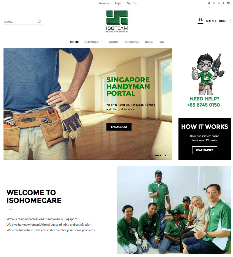 handyman services singapore