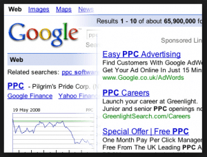 The Death Of Google Sidebar Ads