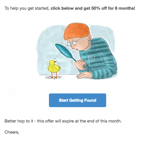 start up discounts