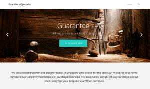wood carpentry singapore