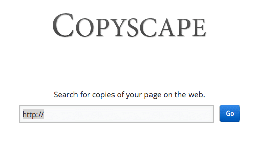 copyscape novatise