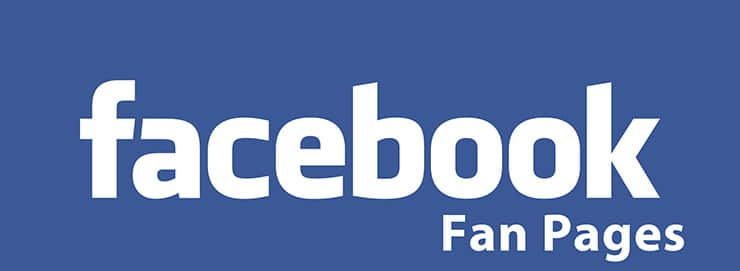 how to facebook fan page