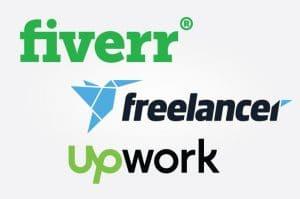 marketplace fiverr upwork
