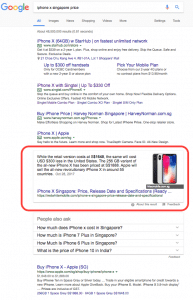 redwhitemobile - seo content marketing by novatise