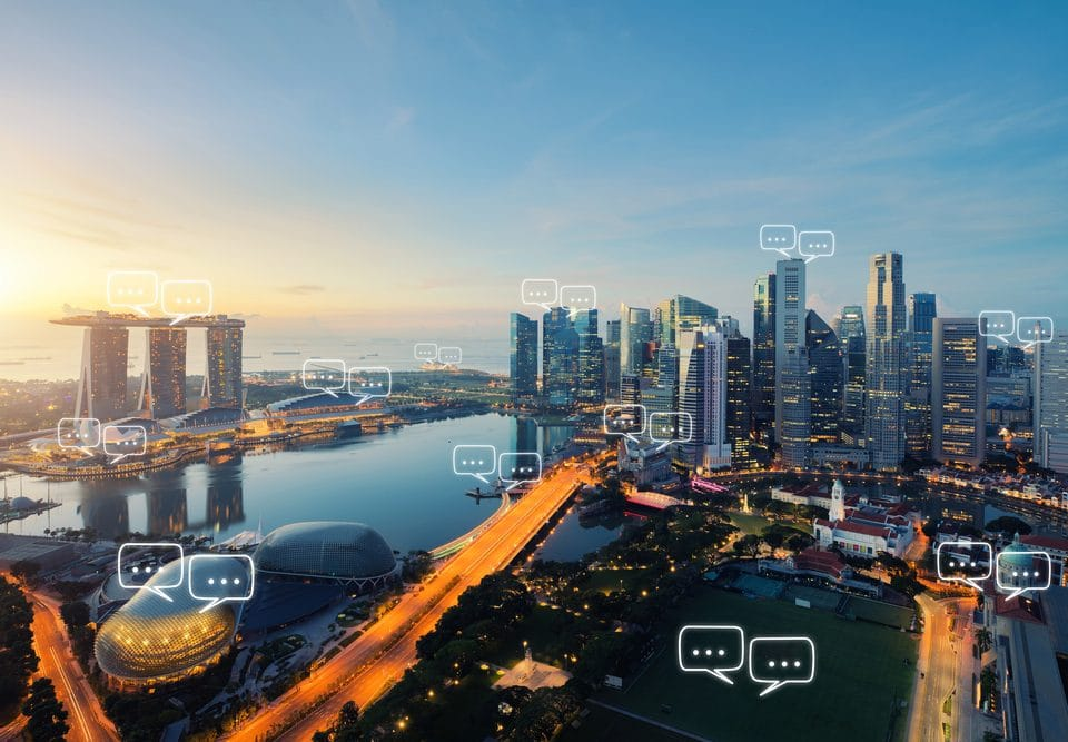 social media singapore statistics