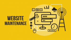 web maintenance cost singapore