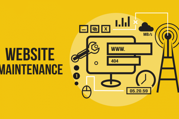 web maintenance cost singapore